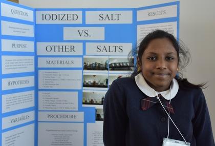 Iodized salt  vs other salts