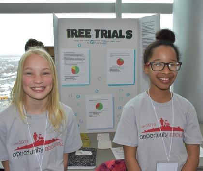 Tree trials