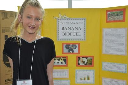 Fee fi mo nana banana biofuel