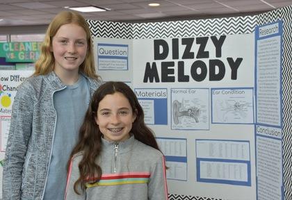 Dizzy melody