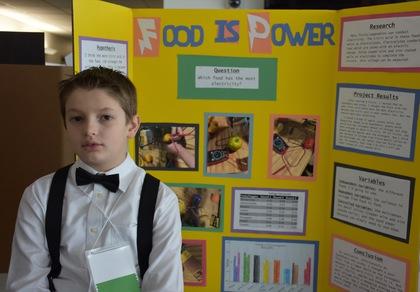 Food is power