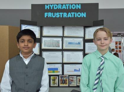 Hydration frustration