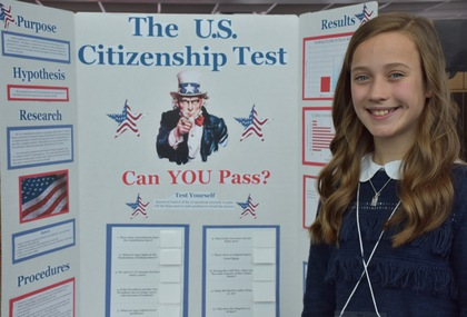 The us citizenship test