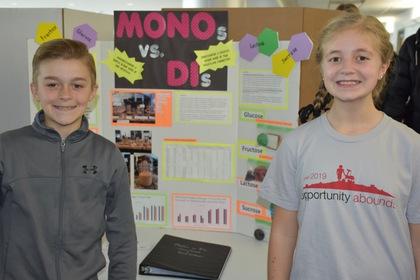 Mono's vs di's