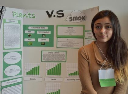 Plants vs smoke
