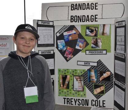Bandage bondage