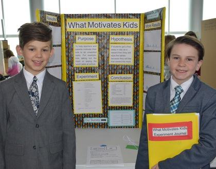 What motivates kids