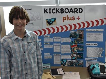 Kickboard plus