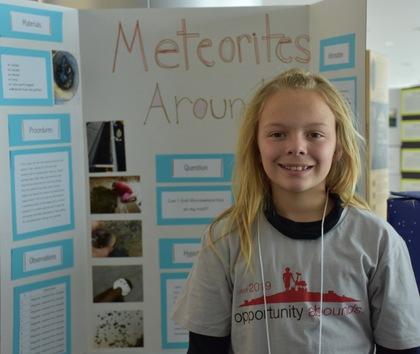 Meteorites around