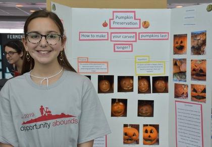 Pumpkin preservation