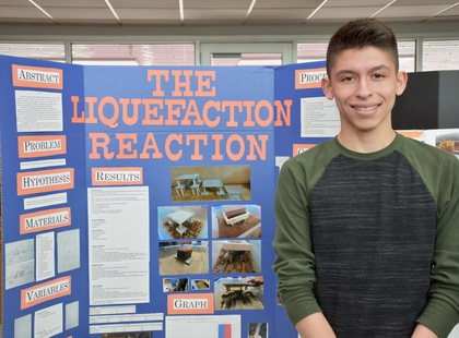 The liquefaction reaction