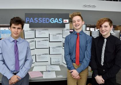 Passed gas