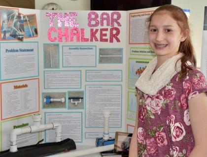 The bar chalker