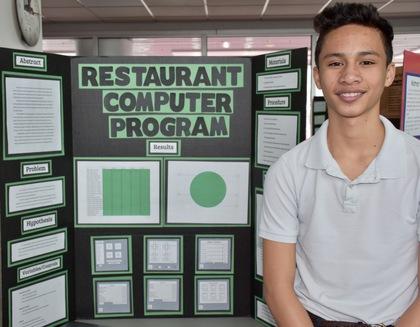 Restaurant computer program