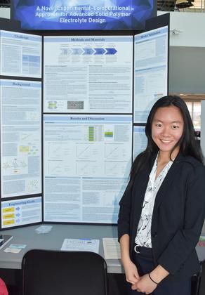 Novel experimental computational approach for advanced solid polymer...