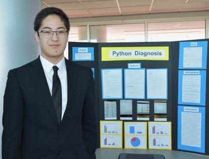 Python diagnosis
