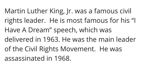 i need more information about martin luther king jr that deals  i need more information about martin luther king jr that deals politics in the 1960s