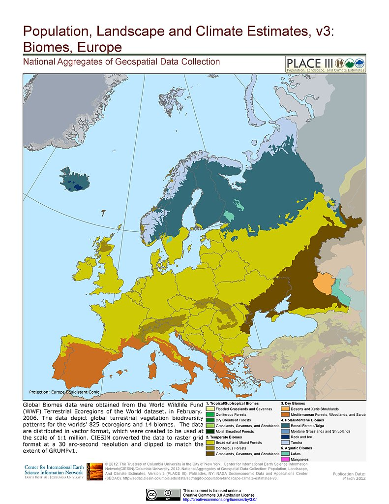 Which Biomes Are Found In Sweden ENotes - Sweden map pdf
