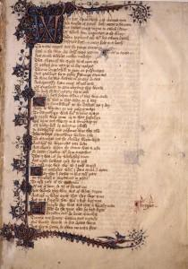 Wikipedia:WikiProject Poetry/The Canterbury Tales task force