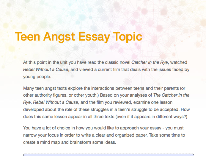 Example Of Essay With Thesis Statement What Are Holdens Struggles In The Book Catcher In The Rye High School Entrance Essay Examples also Proposal Essay Topic List What Are Holdens Struggles In The Book Catcher In The Rye  Enotes My English Class Essay