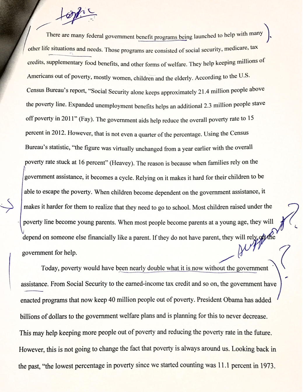 can someone please help me rewrite or fix those mistakes on my   please help me rewrite or fix those mistakes on my argumentative paper  attached below also please help me come up with a better claim or thesis