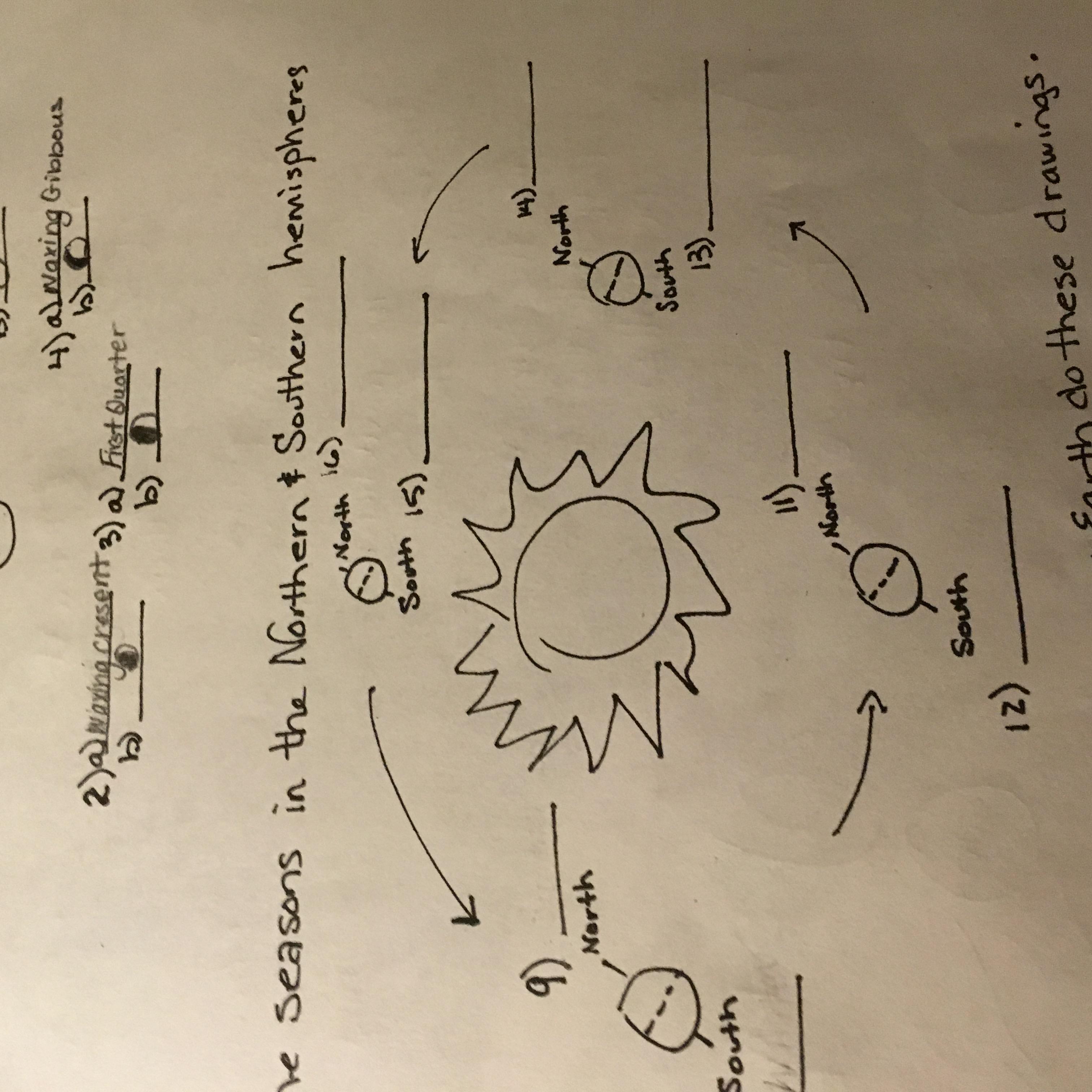 Homework help hemispheres