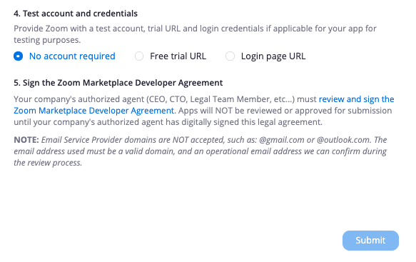 Testing and Submitting Your App - App Lifecycle Management