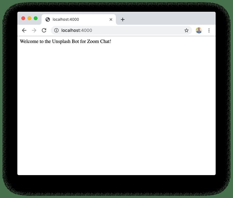 Build a Chatbot - Chatbots - Documentation - Zoom Developer