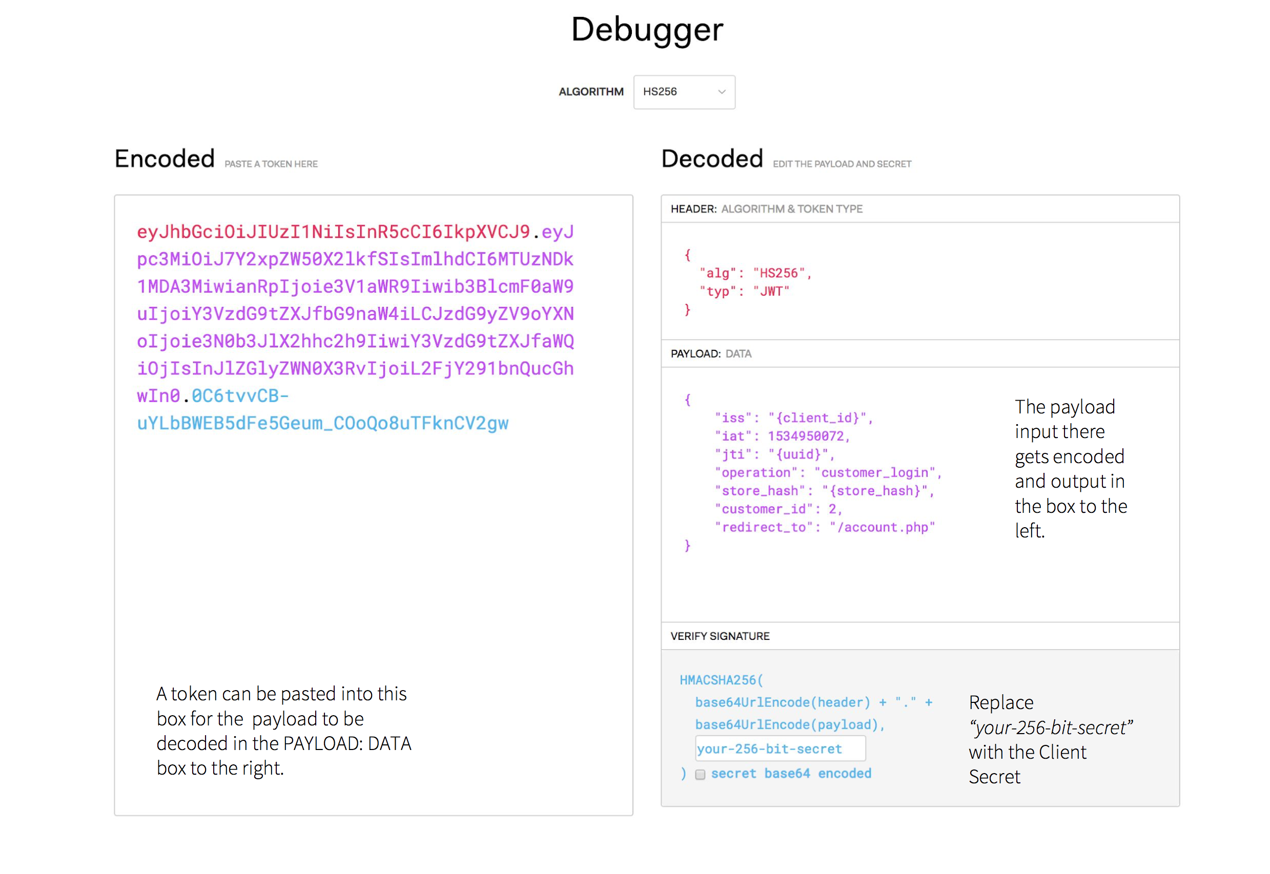 Customer Login API - Customers & Subscribers - API Docs
