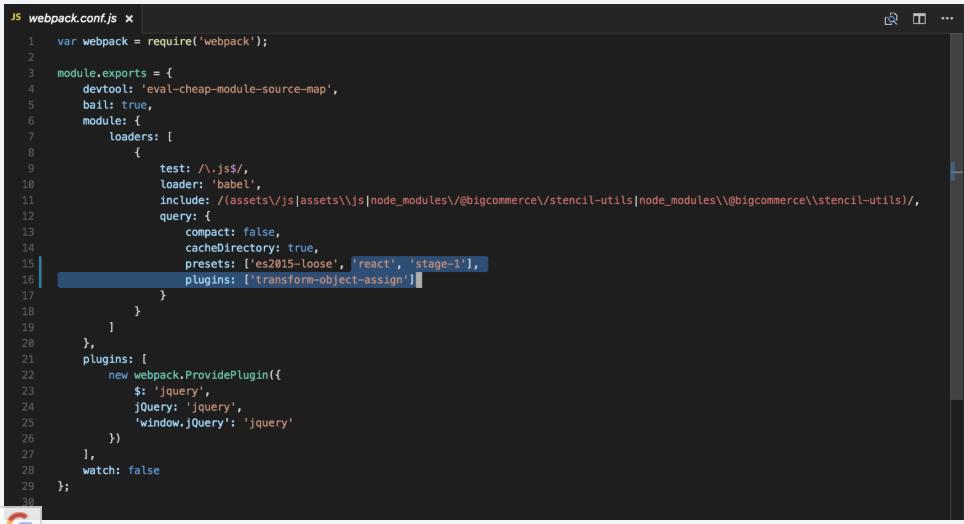 NPM Tutorials - Javascript and Event Hooks - Stencil Docs