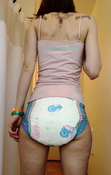 Diaper my ass