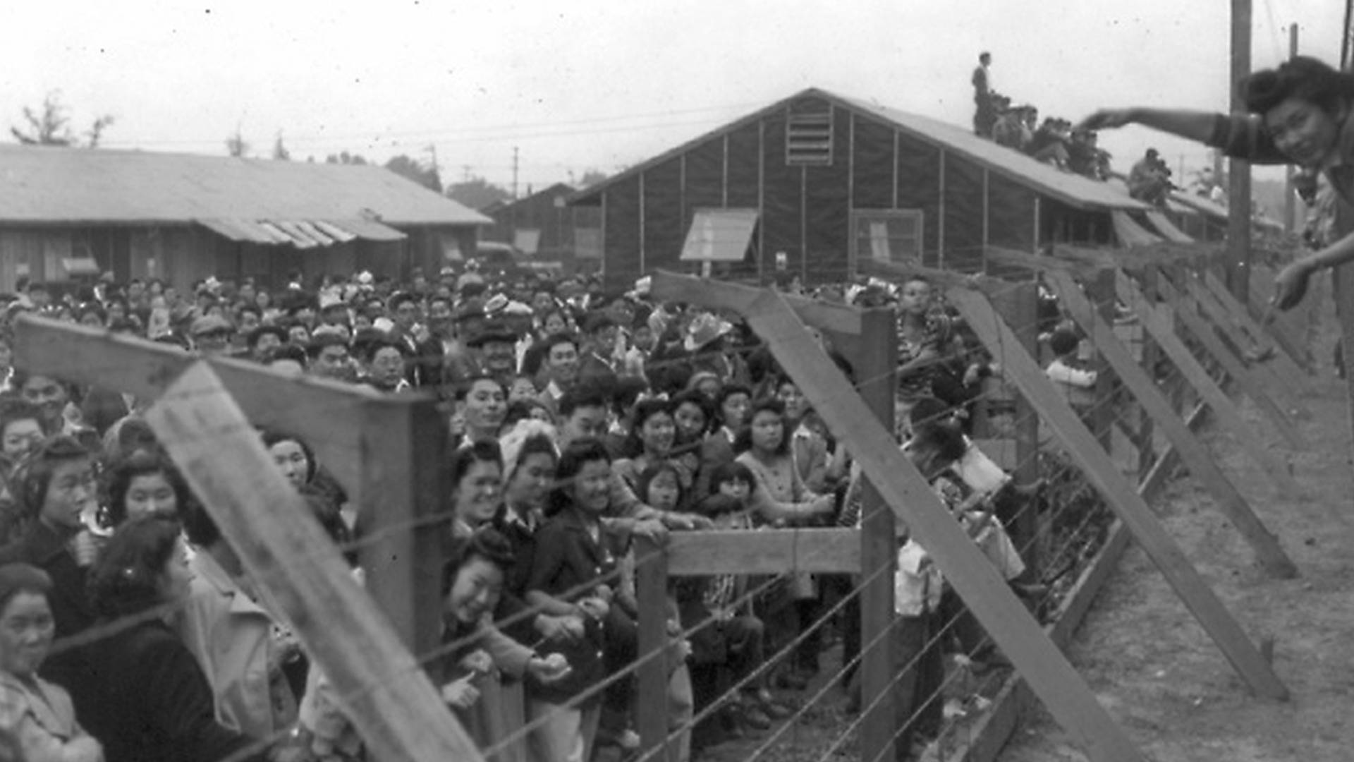 Image result for the u.s. supreme court upholds the relocation and detention of japanese americans during wwii in 1944