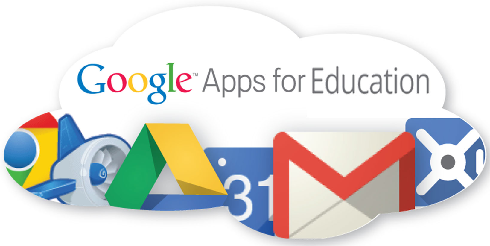google apps for education - by erica michalske [infographic]