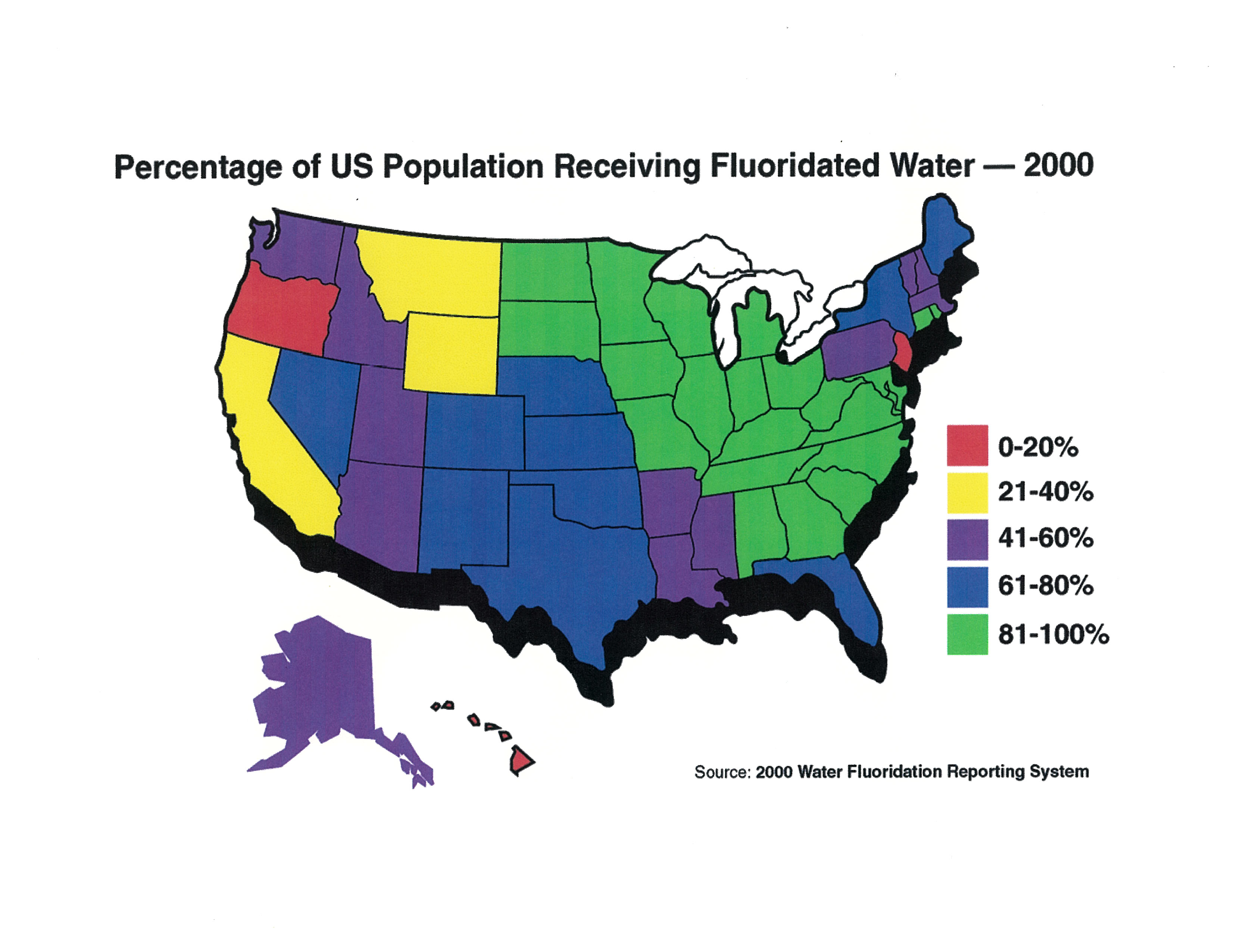 Water Fluoridation by Julia Rogers Infographic