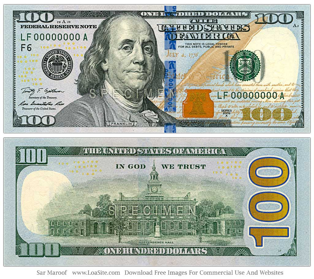 BAD NEWS: Hidden Messages in New $100 Dollar Bill | Voice Of People Today