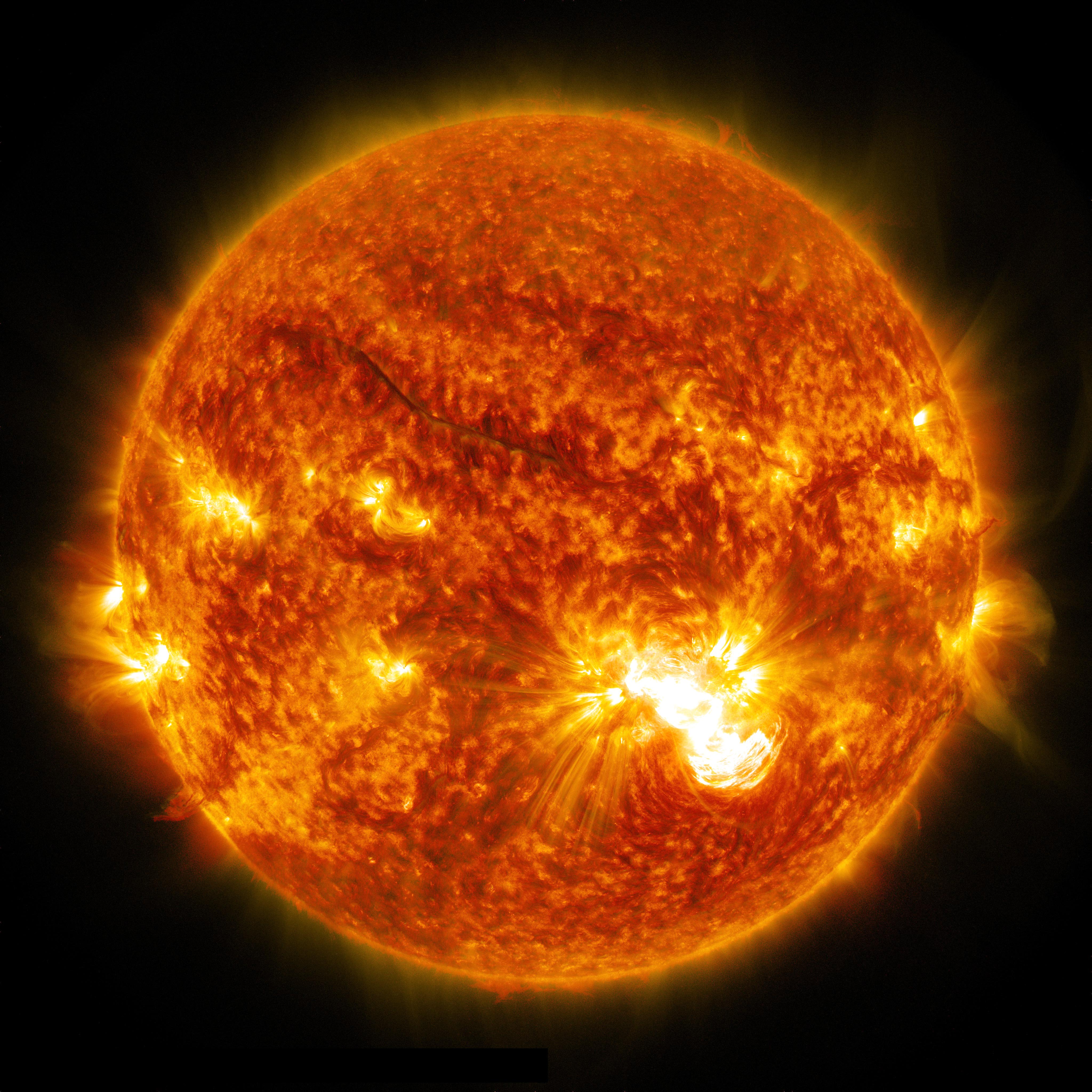 history of the name of the sun