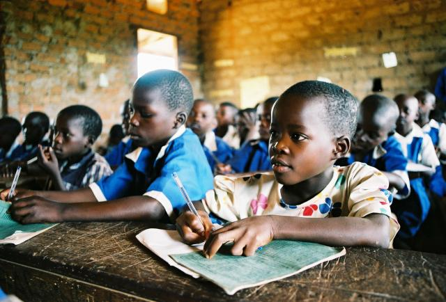 Education In Sub Saharan Africa   Venngage - Free Infographic Maker
