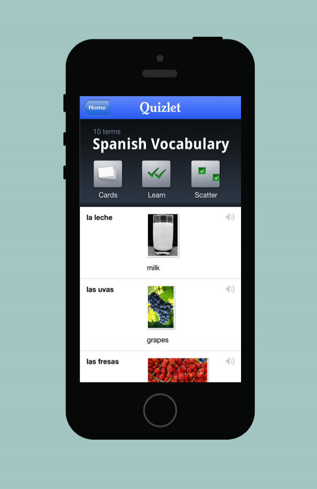 Quizlet App Infographic - by Jhonhary Mayorga-Montes [Infographic]