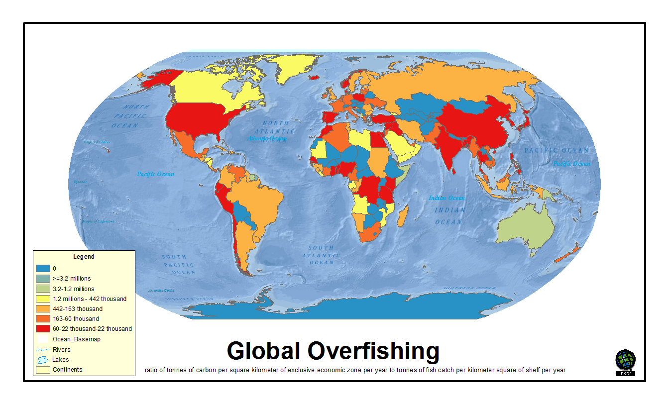 What Does Ghostface Have To Do With Overfishing? | So Fresh and So ...