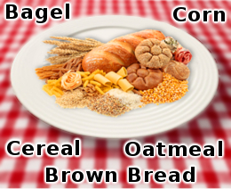 Complex Carbohydrates Examples