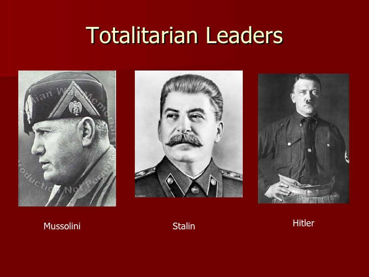 Elements Of Totalitarianism And Authoritarianism By Fabiola Perez