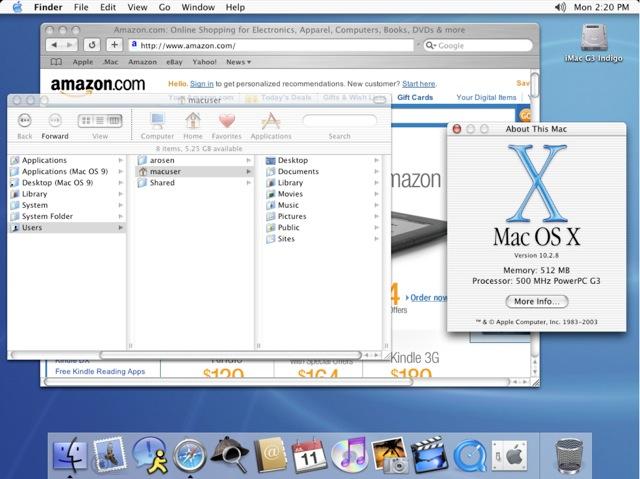 MAC OS X | Venngage - Free Infographic Maker