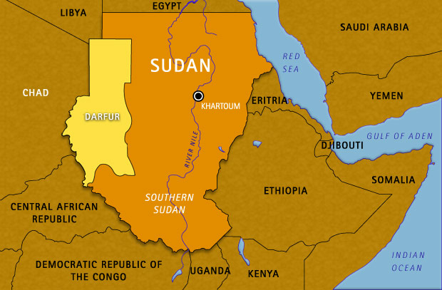 Ethnic Conflict in Sudan - by Alise Gilliard [Infographic]