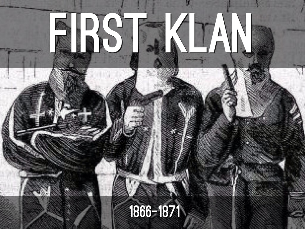 history of the ku kus klan The ku klux klan opens its door to jews,  tran deletes all her instagram posts after 'months of harassment' the vietnamese-american 29-year-old made history.