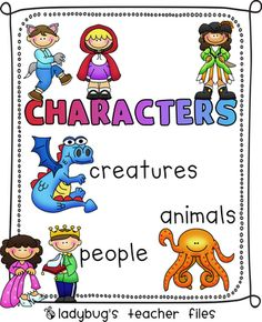 Image result for character setting