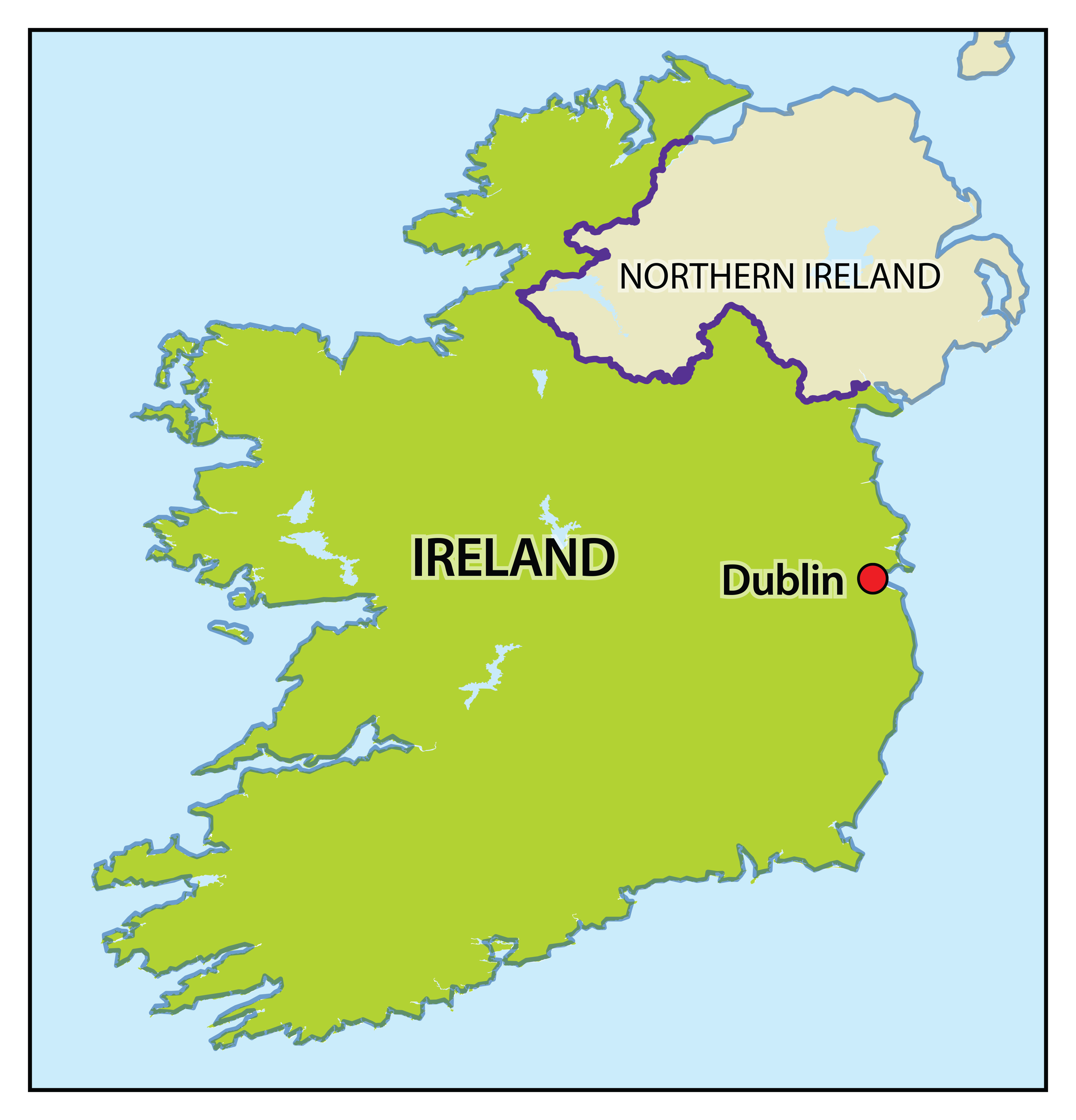 natural resources found in ireland, france map great britain ireland, map s and n ireland, tourism ireland, on industrial map of ireland