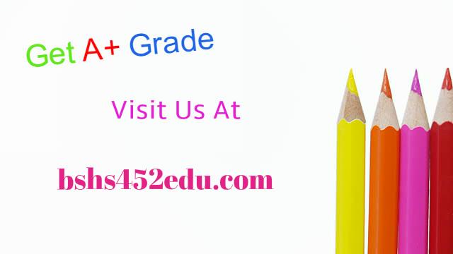 BSHS 452 EDU Learning for leading/bshs452edudotcom | Venngage ...