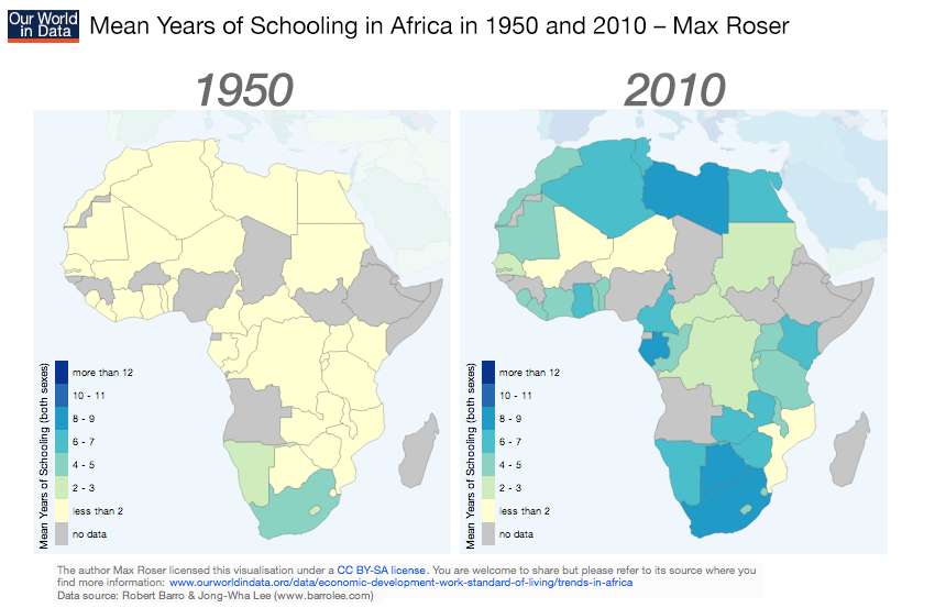 The Poverty In Africa By Katie Shin Infographic - Extreme poverty map