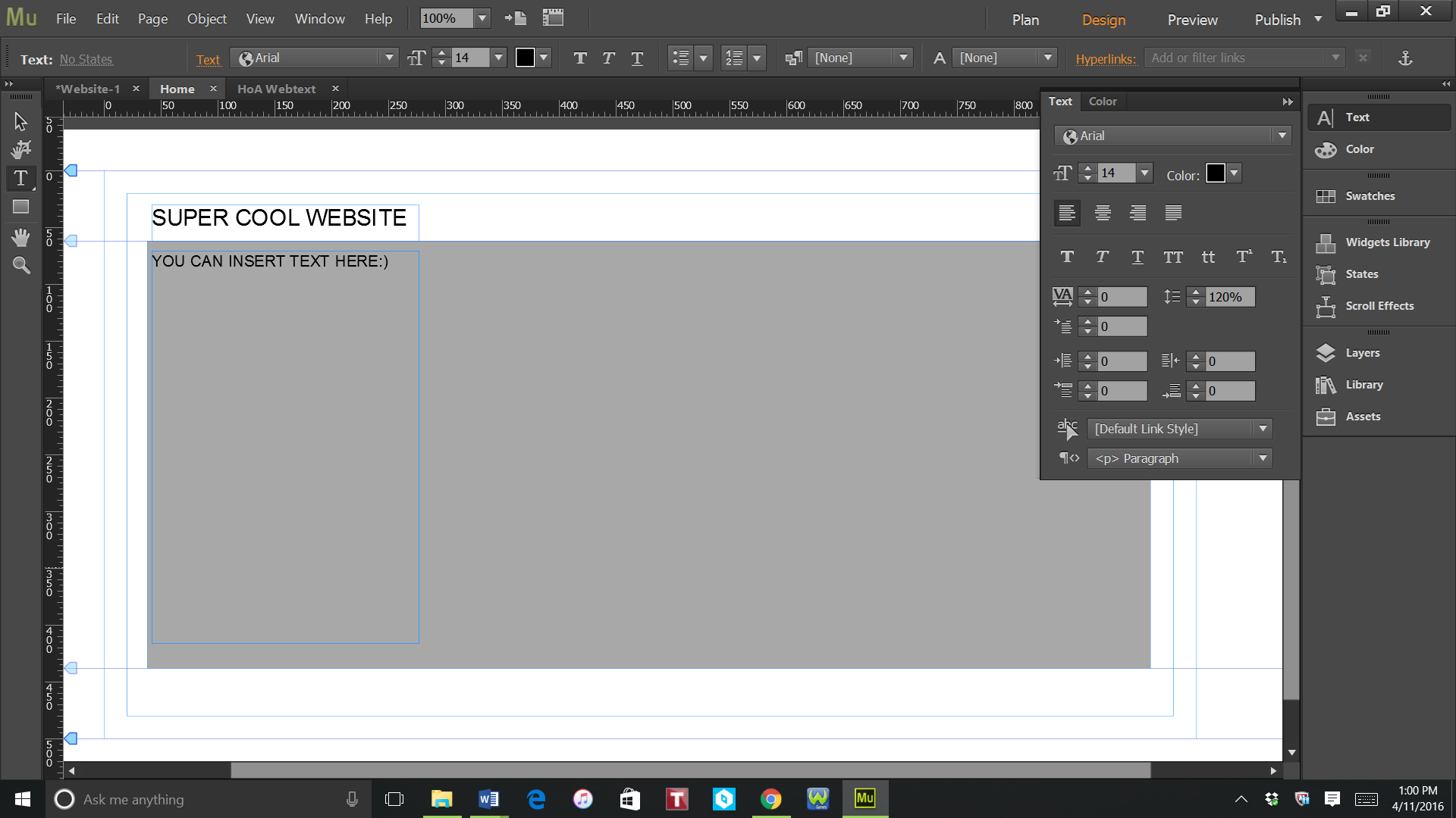Adobe muse tutorial by ashley rea infographic adobe muse created with raphal 212 created with raphal 212 baditri Choice Image