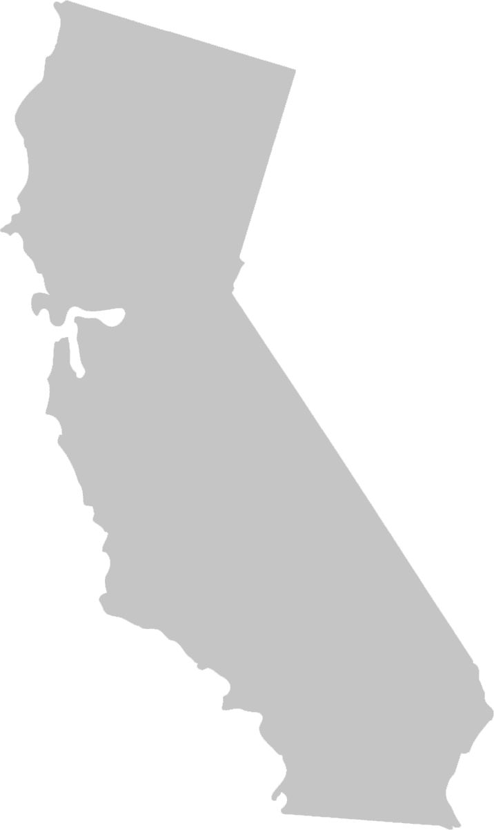 California Map Icon.California Map Png